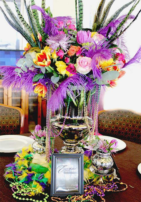 floral arrangement decor